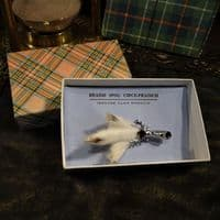 Boxed Grouse Claw Brooch